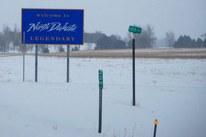 The 2020 Farmers' Almanac Winter Predictions For North Dakota