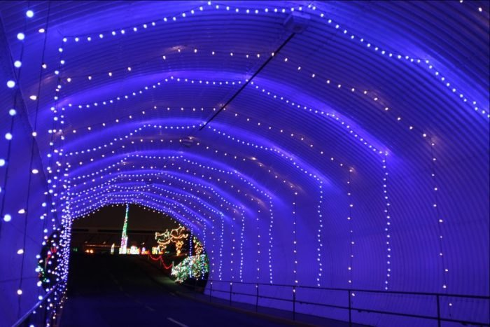 4 Can't-Miss Drive-Through Christmas Lights Displays In North Carolina