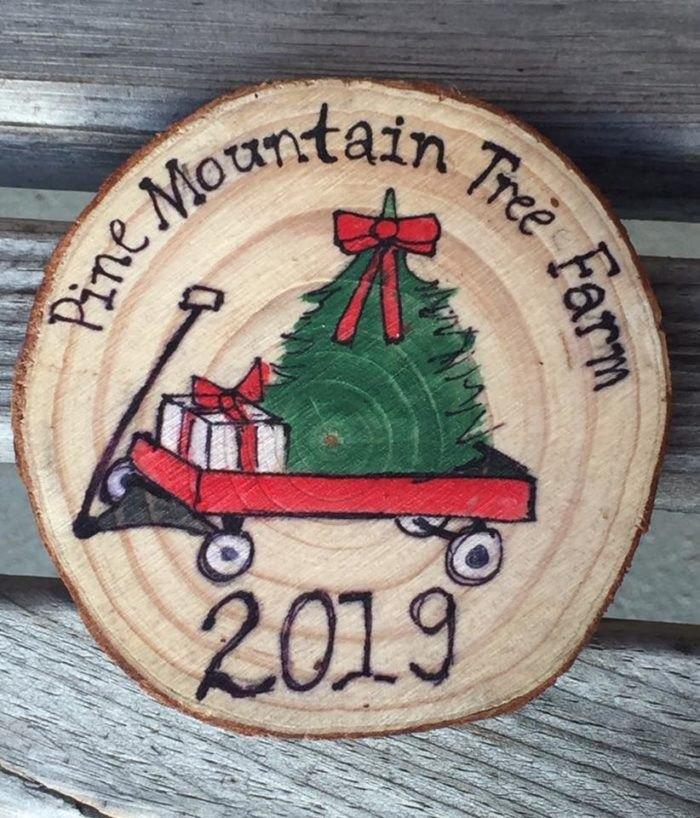 Krueger Christmas Tree Farm: Mississippi's Best Christmas Tree Farm: Pine Mountain Tree
