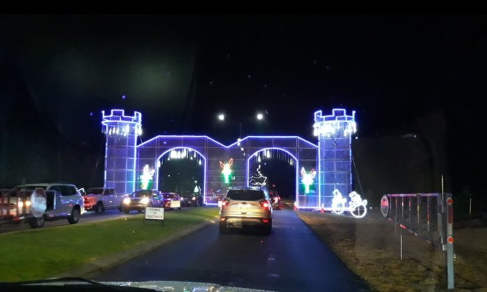 5 Can T Miss Drive Through Holiday Lights Displays In