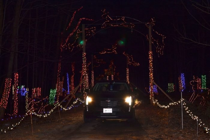 Bethlehem Hills Is The Best Holiday Light Show Near Cleveland