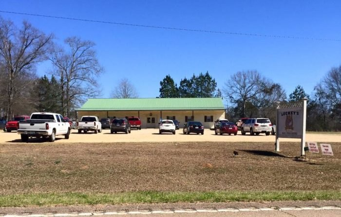 Surprisingly, Some Of The Best Steak In Mississippi Can Be Found At Luckey's Fish House