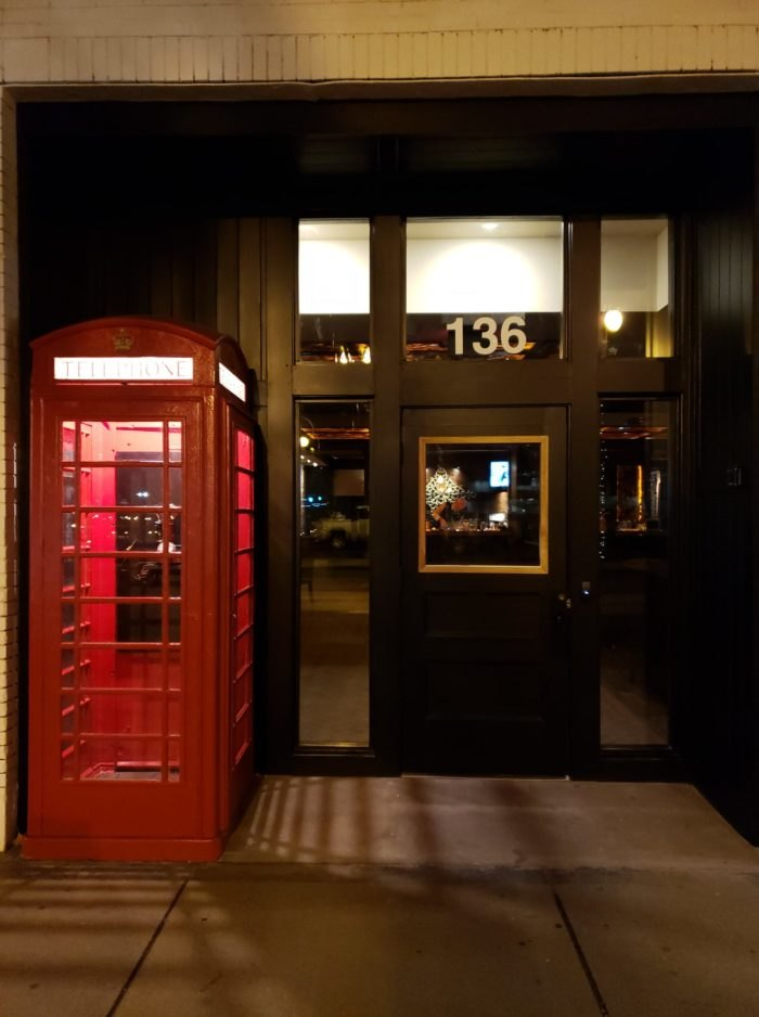 Tennessee Business Search >> The Red Phone Booth Is The Nashville Speakeasy You Have To Visit