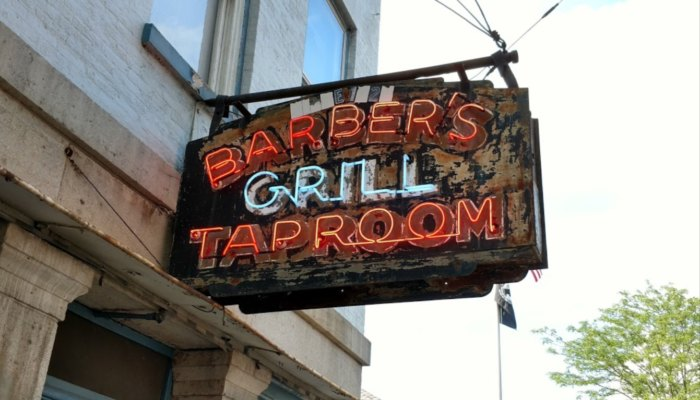 Barber S Grill And Tap Room Has Been Open In New York For