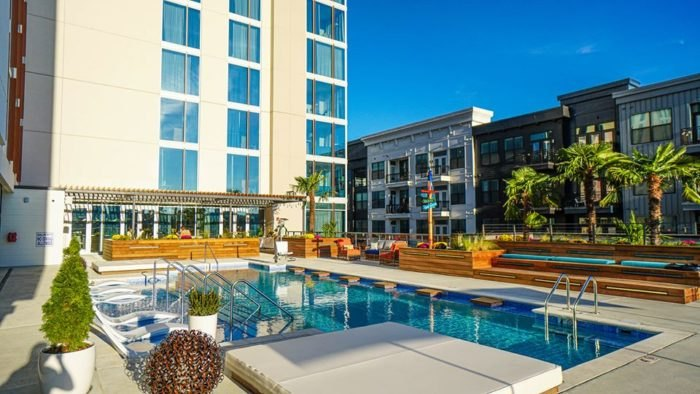 Margaritaville Hotel In Nashville Just Took Top Honors On A List Of America's Best New Lodging Options