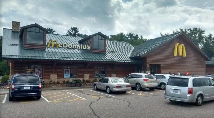 The Most Unique McDonald's In The World Is Right Here In Wisconsin