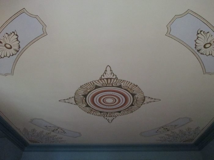 Clayton House Ceiling Arkansas