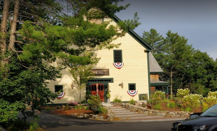 6 Farmhouse Restaurants In New Hampshire That Are Worth A Trip To The Country