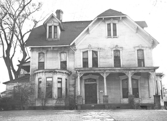 Historic Photo of The Clayton House of Arkansas