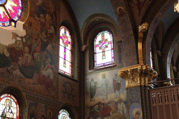 St. Theodosius Interior Ohio