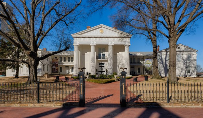 Old State House Museum Arkansas