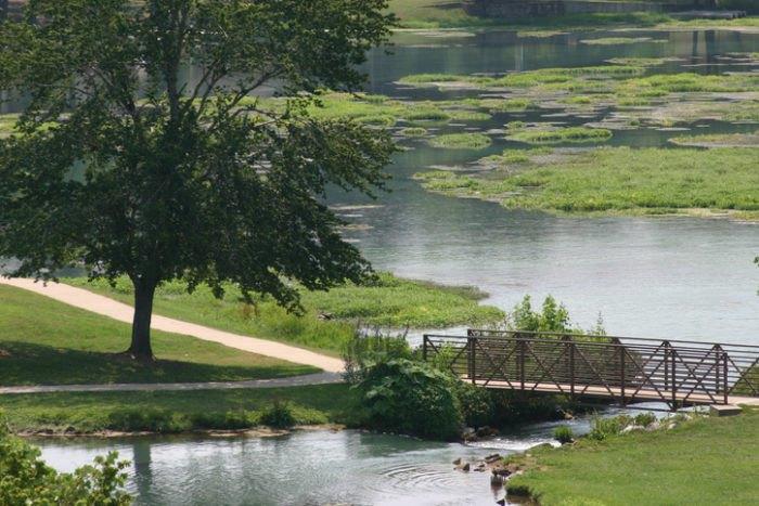 State Park Arkansas