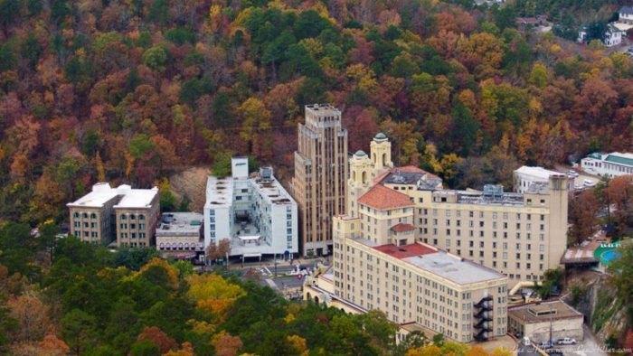 Arlington Resort Arkansas