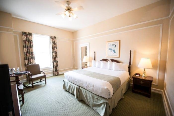 Arlington Resort Hotel Room Arkansas