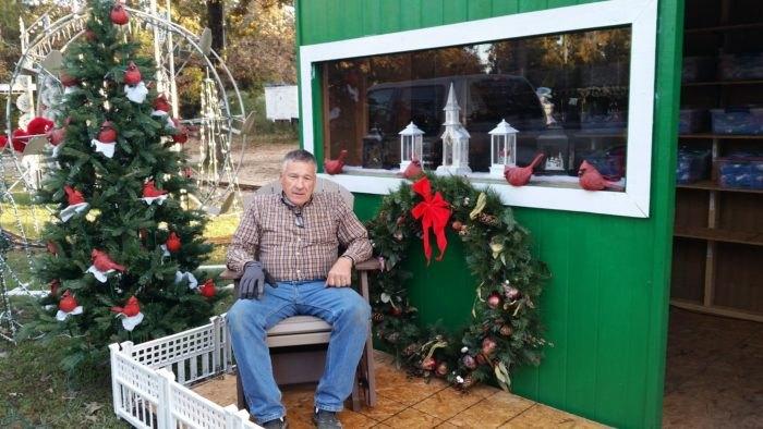 Finney's Christmas Wonderland Sam Finney Arkansas