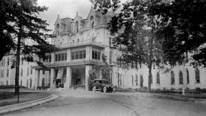 State Lunatic Asylum in Missouri