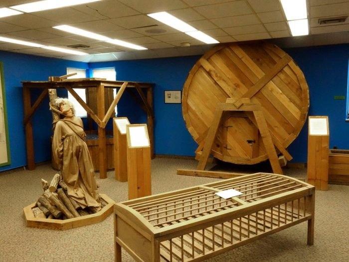 Glore Psychiatric Museum Mental Health Devices Missouri