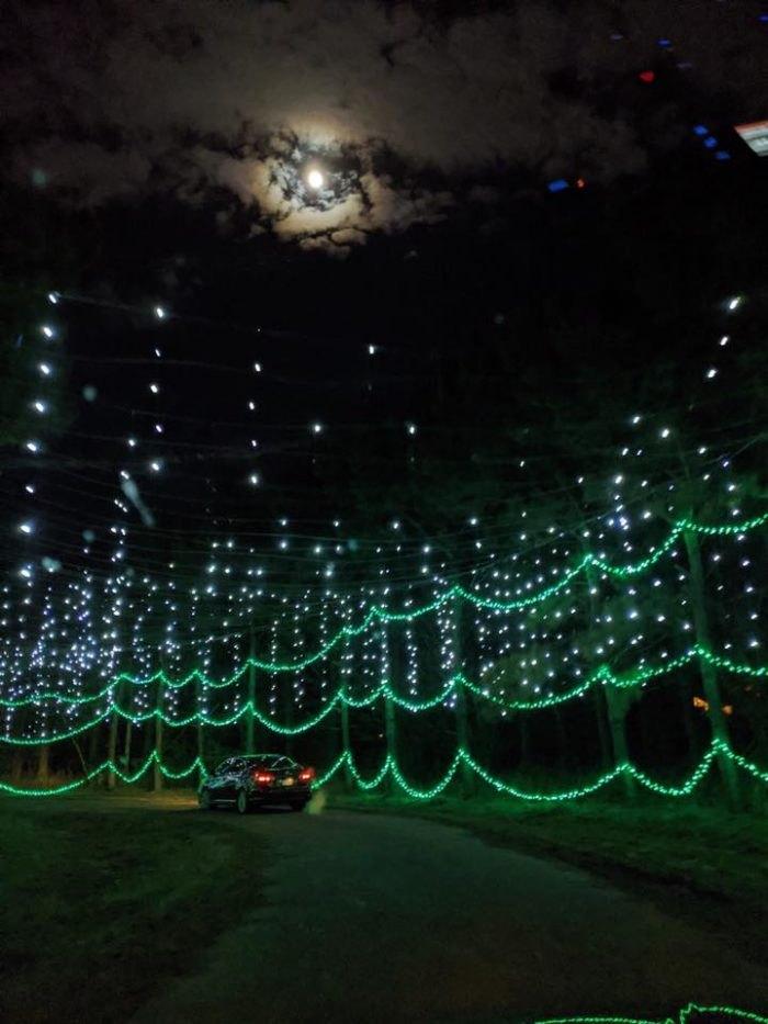 Lights of the Delta Drive Arkansas