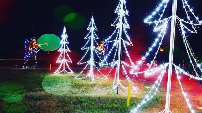 Lights of the Delta Display Arkansas
