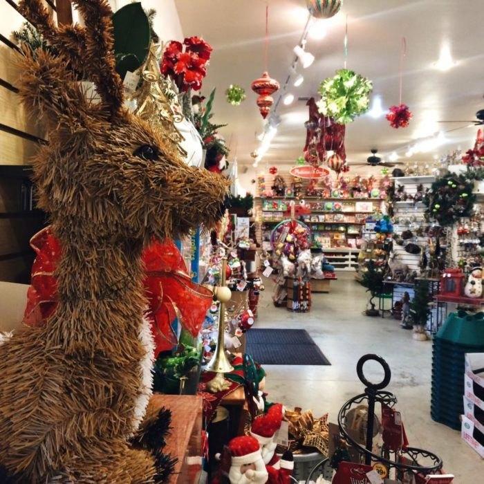 Motley's Tree Farm Gift Shop Arkansas