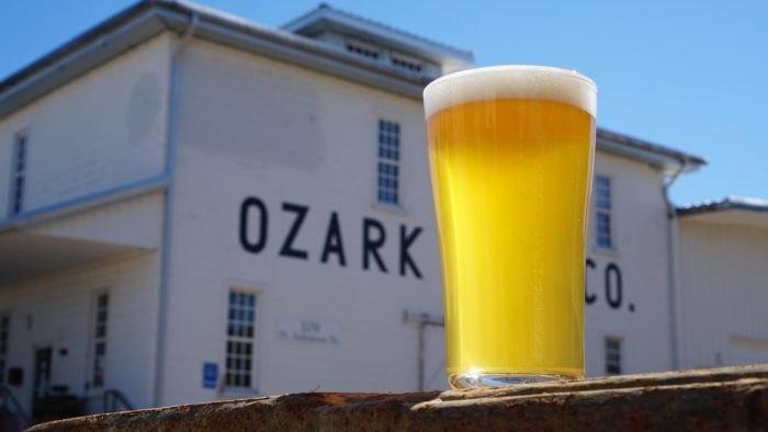 Ozark Beer Company Arkansas