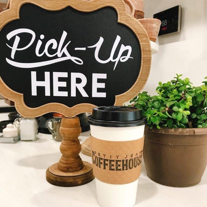 Petit Jean Coffeehouse Coffee Arkansas