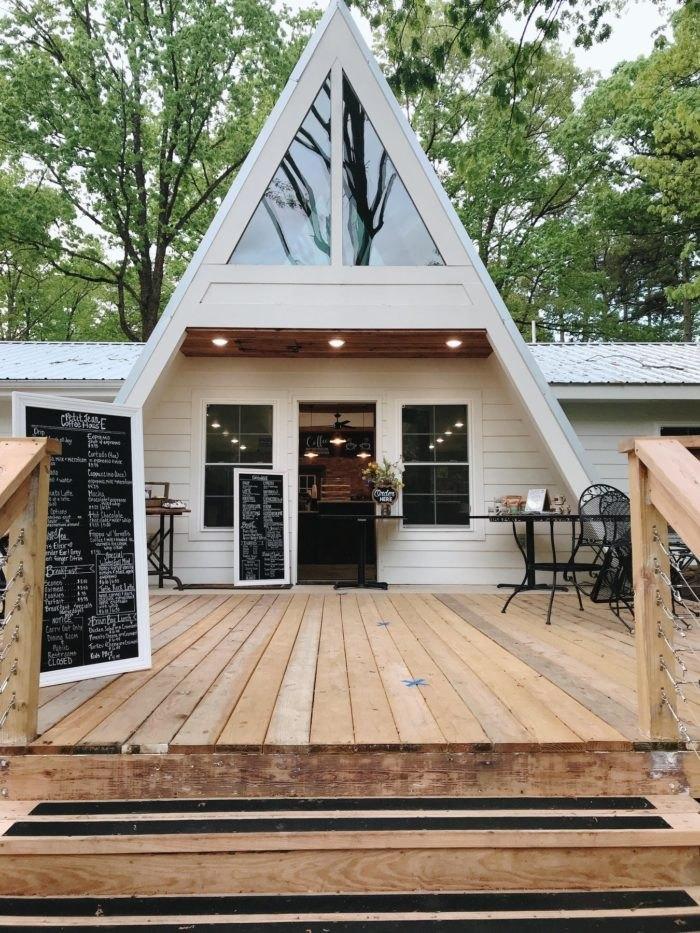 Petit Jean Coffeehouse Arkansas