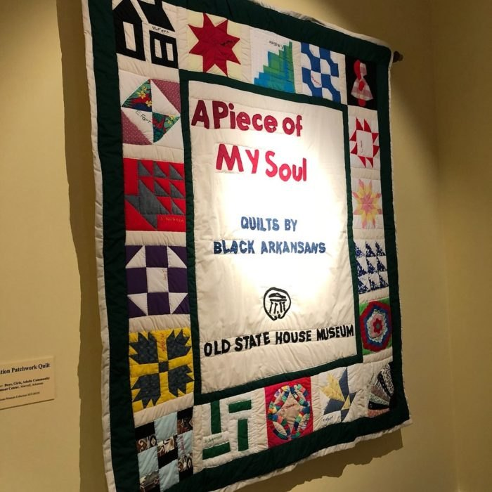 Old State House Museum Quilt Exhibit Arkansas