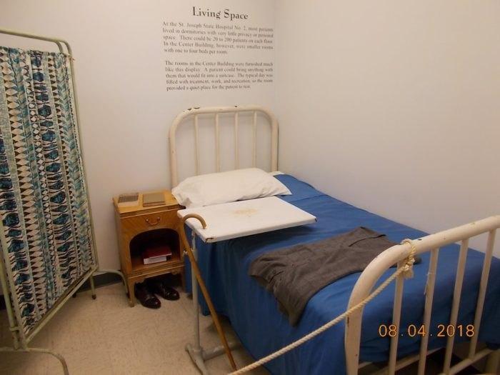 Glore Psychiatric Museum Room Missouri