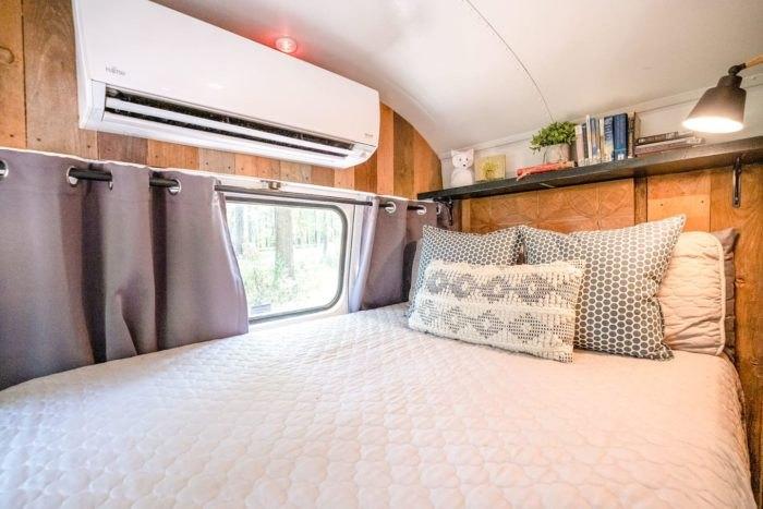 Retro School Bus Bedroom