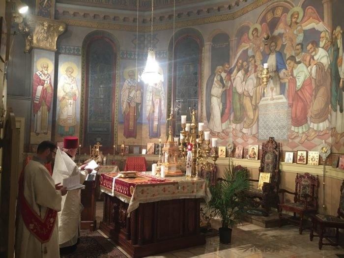 St. Theodosius Atar Ohio