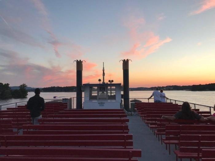 Belle of Hot Springs Riverboat Sunset Cruise Arkansas