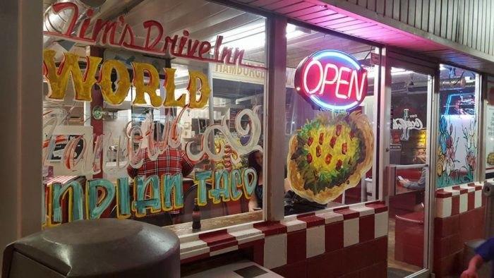 Tim's Drive Inn Oklahoma