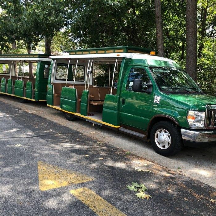 Eureka Springs Tram Tour Arkansas