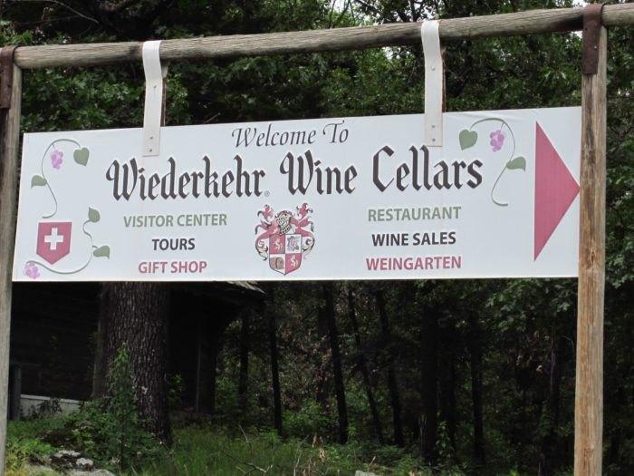 Wiederkehr Wine Cellars Arkansas