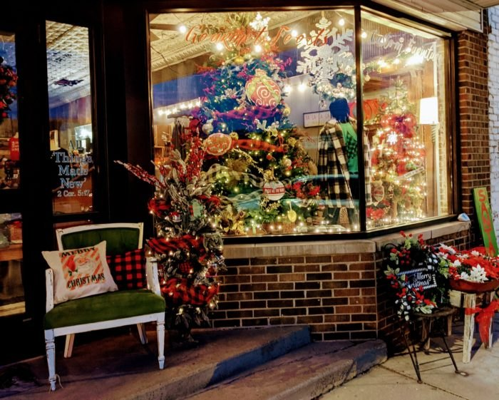 Carmi Illinois Christmas