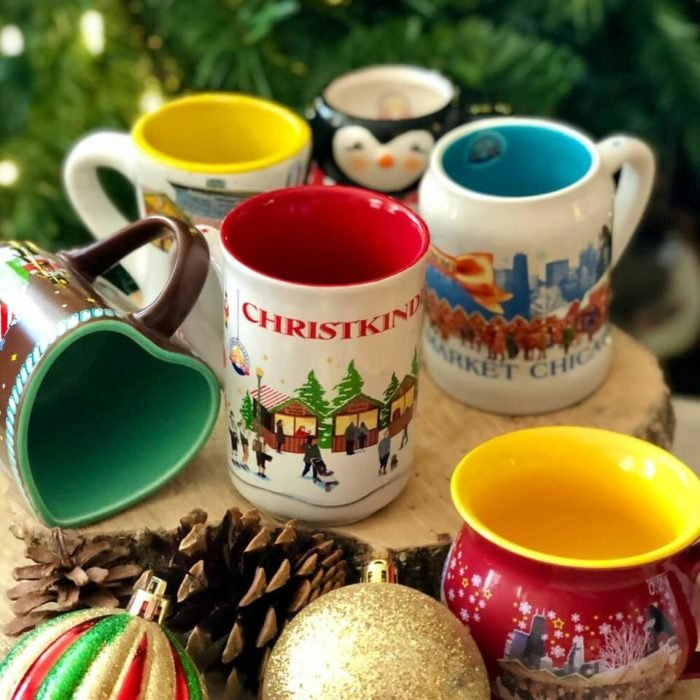 Christkinlmarket Online Illinois Ornaments
