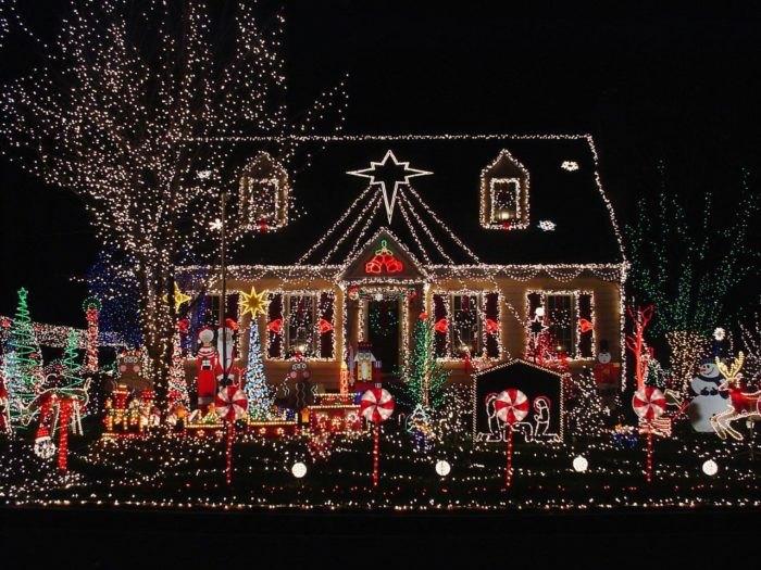 Effingham Illinois Christmas