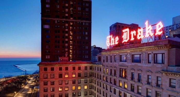 The Drake Hotel Illinois