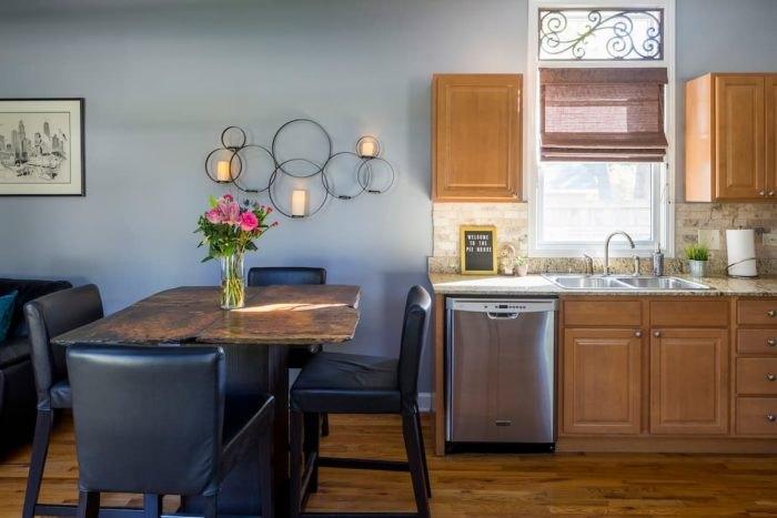 Pie House Airbnb Illinois