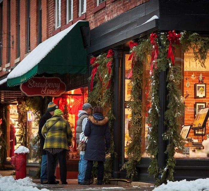 Galena Illinois Christmas