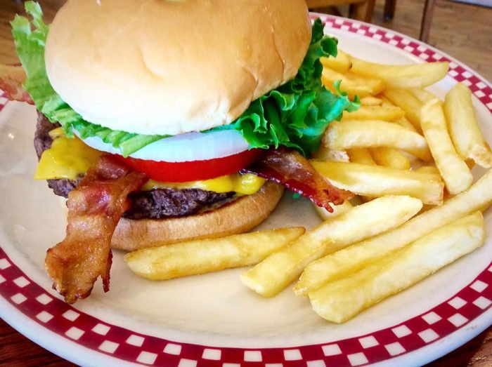 Kathy's Restaurant Burger Virginia