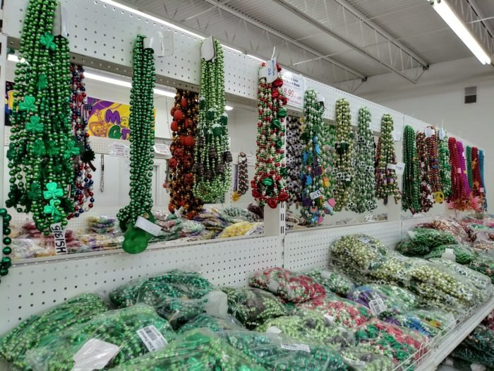 Mardi Gras Beads Factory Beads Louisiana