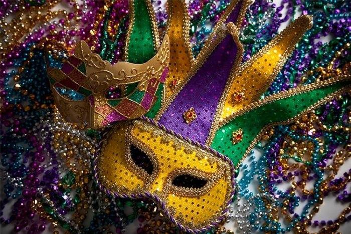 Mardi Gras Beads Factory Beads Mask Louisiana
