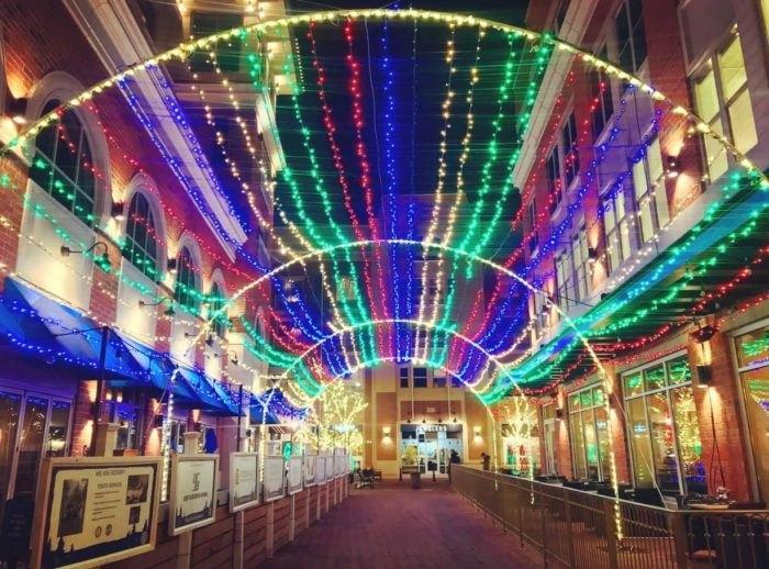 Naper Lights Illinois