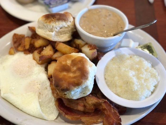 Kathy's Restaurant Breakfast Virginia