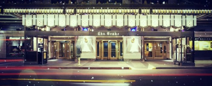 The Drake Hotel Chicago Illinois