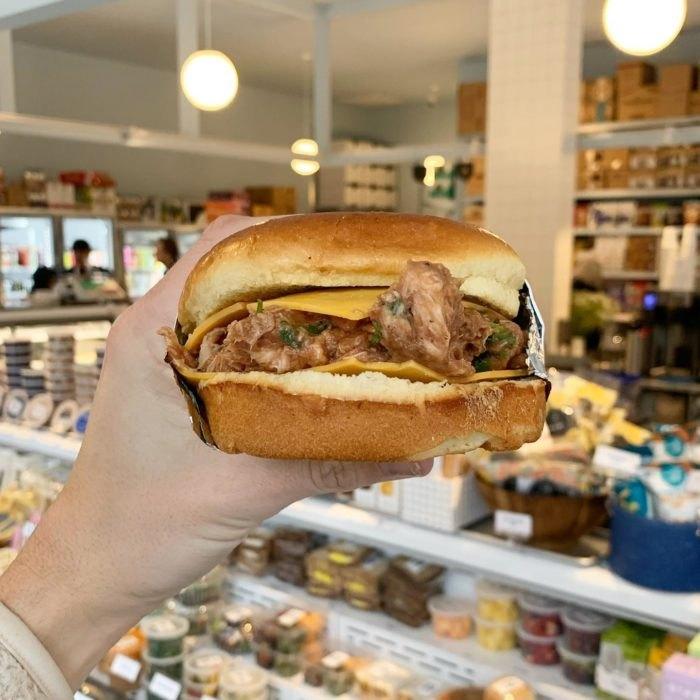 Tottos Market Gourmet Sandwich Illinois