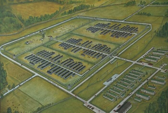 Most People In Indiana Don't Know About Camp Atterbury, An Old German POW Camp