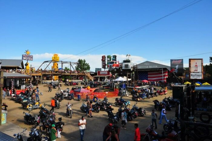 The Largest Biker Bar In The World Is Set To Open Soon In Colorado